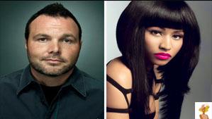 Nicki Minaj and Pastor Mark Driscoll