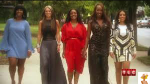 """TLC's Thje Sisterhood"