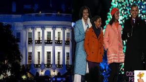 """Lighting National Christmas Tree"""