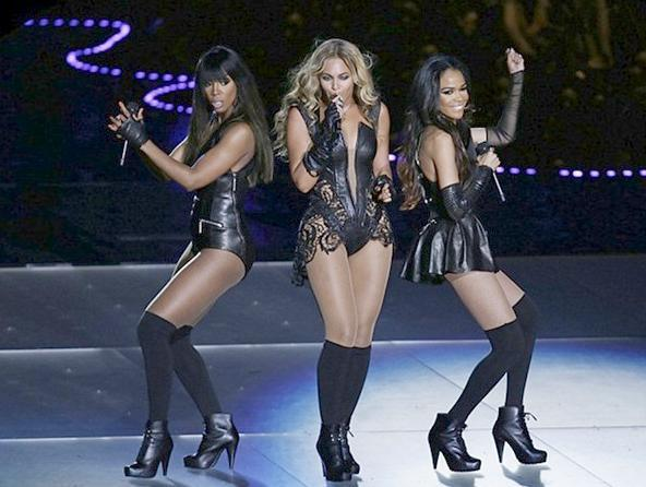 """Beyonce, Kelly Rowland, Michelle Williams"""