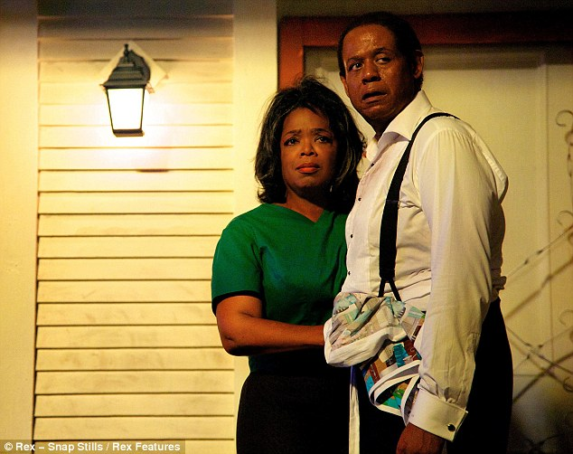The Buther Movie-Oprah Winfrey-Forrest-Whitaker