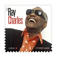 Ray Charles legacy is honored with USPS Forever Stamp