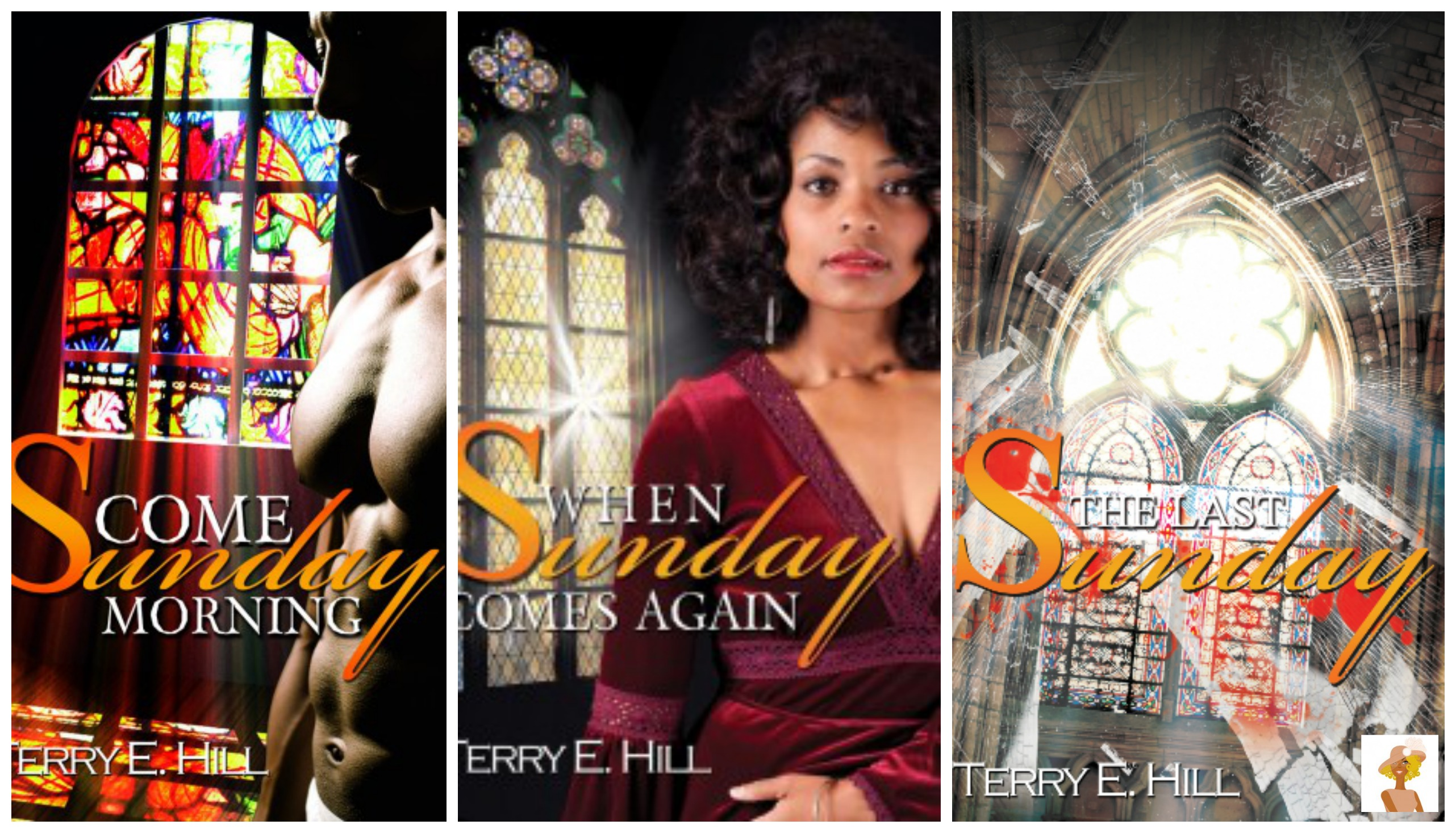Terry Hill-Come Sunday book