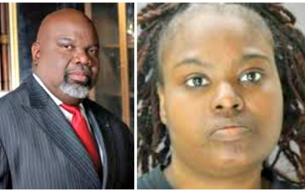 Bishop T D  Jakes Stalker Drama Continues after-all