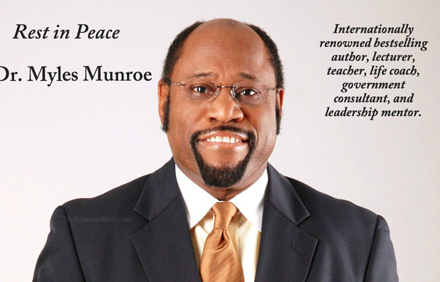 myles munroe funeral services announced