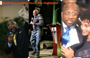 black church news year eve service