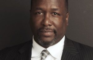 Wendell Pierce Arrested