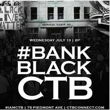 black bank deposits up