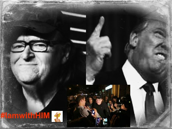 Michael-Moore-Donald Trump