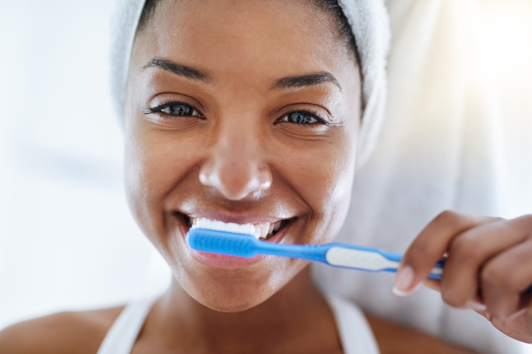 Get brushing for a bright smile