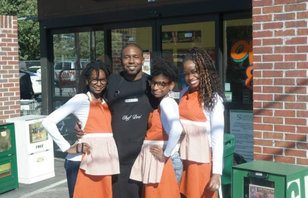 Atlanta Dad, Dondre Anderson, Launches Black-Owned Potato Chip Co.