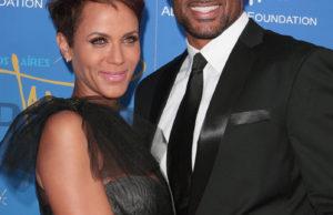 Boris Kodjoe & Wife Nicole Ari Parker Star In TV One Film 'Downsized'
