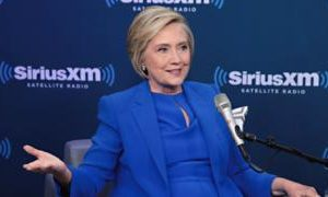 Clinton: White House private emails 'height of hypocrisy'