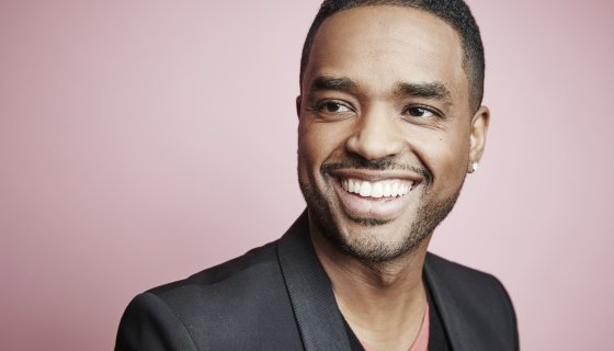Larenz Tate Is Still The Blues In Our Left Thigh