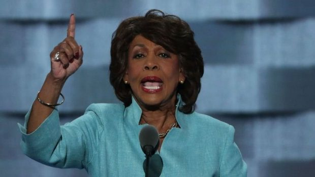 Maxine Waters Calls Ben Carson 'An Educated Fool'