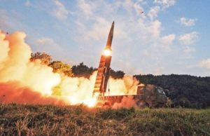North Korea accuses US of declaring war