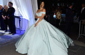 Rachet Upgrade: Cardi B Goes Classic For Rihanna's Diamond Ball