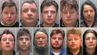 Rooney traveller family jailed for modern slavery offences