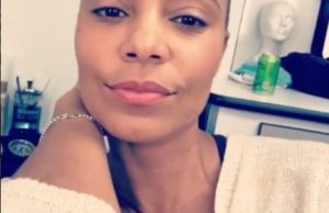 Sanaa Lathan Shaves Off Her Hair For 'Nappily Ever After' Role