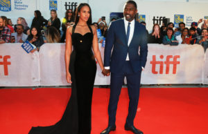 Sorry, Ladies: Idris Elba Has A New Bae, Sabrina Dhowre