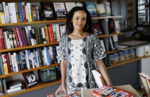 Author Jesmyn Ward Celebrates 'Genius' Grant