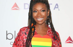 "Brandy: ""I Am Not Pregnant!'"