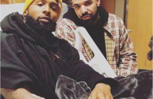 Drake Visits Odell Beckham Jr