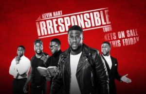 Kevin Hart Mentions 'That Girl In Miami' In Teaser For Upcoming Tour