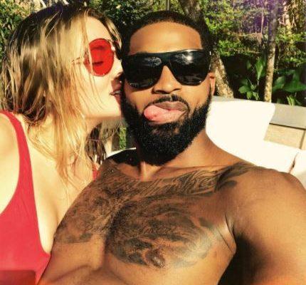 Khloe Kardashian & Tristan Thompson Reportedly Expecting A Baby Boy