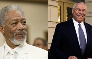 Morgan Freeman To Play Colin Powell In Reginald Hudlin Directed Biopic