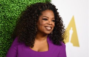 Star Studded Brunch At Oprah's House
