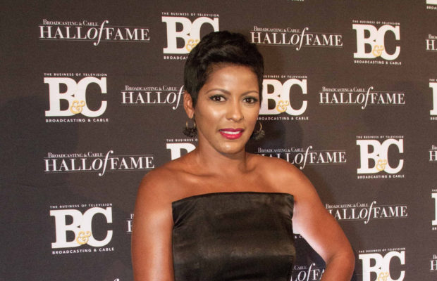 Tamron Hall's New Show In Limbo After Weinstein Allegations