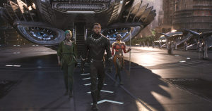 The 'Black Panther' Trailer And New Photos Are Here
