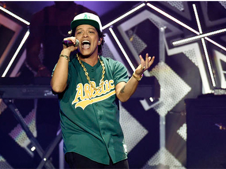 Bruno Mars, SZA Top BET's Soul Train Awards