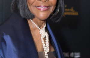 Cicely Tyson Steals The Show With Her Outfit At The Alvin Ailey Opening Night Gala