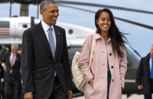 Does Malia Obama Have A Secret Service Detail At Harvard?