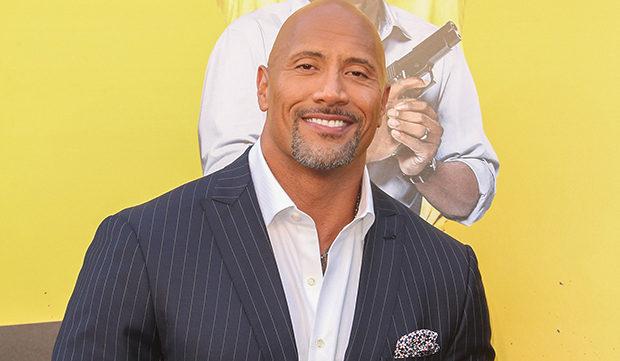 """Dwayne """"The Rock"""" Johnson's Daughter Chosen As 'Golden Globe Ambassador'"""