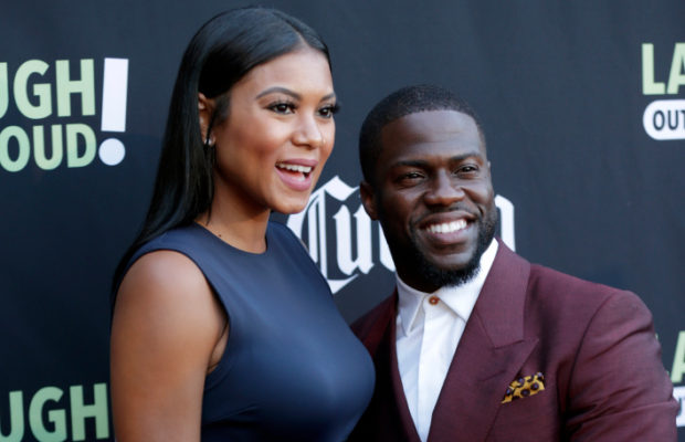 Eniko Hart Shares First Picture Of Newborn Son Kenzo