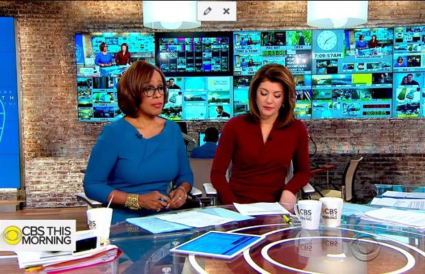 Gayle King, Norah O' Donnell Deal With Sexual Harassment Of Co-Host Charlie Rose