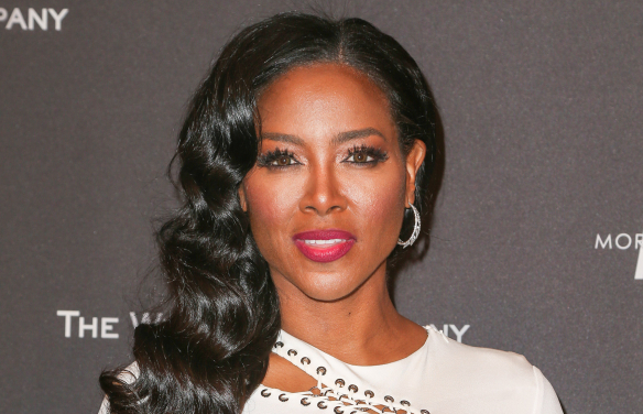 Kenya Moore Flies To The Caribbean For Fertility Treatments