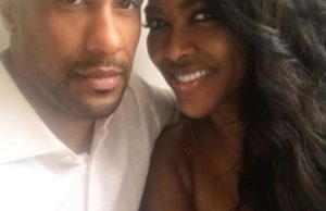 Kenya Moore Heated Over Followers Response To Her Husband
