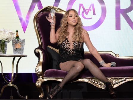 Mariah Carey Has Weight Loss Surgery After Body Shaming Comments