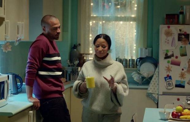 Nicki Minaj & Jesse Williams Play Husband & Wife In H&M's Holiday Film