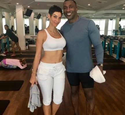 Shannon Sharpe Finally Scores Date With Nicole Murphy