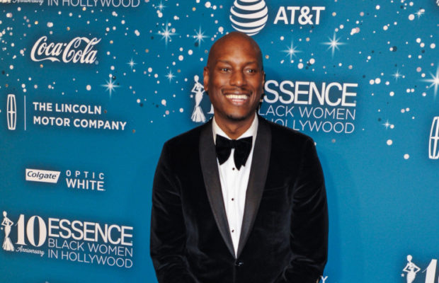 Tyrese Admits He Lied About Wife's Pregnancy, Blames Prescription Drug Use