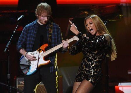 'Perfect' By Beyoncé & Ed Sheeran Tops Billboard 100