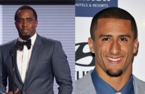 Diddy, Colin Kaepernick Planning To Make A Bid For Carolina Panthers