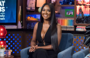 Kenya Moore Addresses Pregnancy Rumors And Kim Zolciak