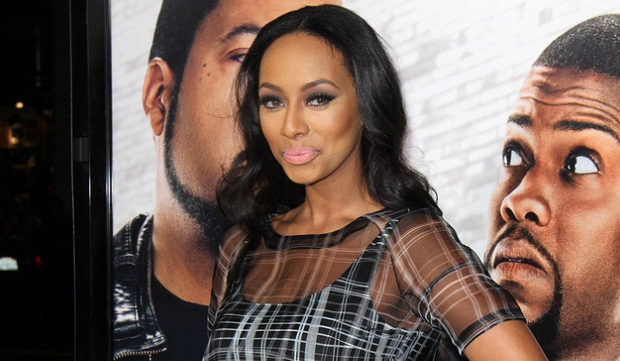 Keri Hilson Breaks Up With Her Chocolatey Boo Ricardo Lockette