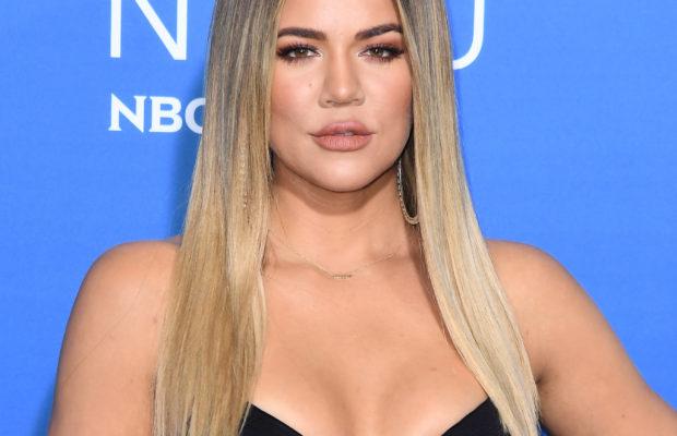 Khloe Kardashian Finally Confirms Pregnancy With Photo